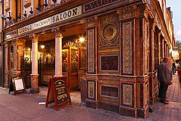 Crown Liquor Saloon, Belfast, Northern Ireland, Ireland, Great Britain, Europe, PublicGround