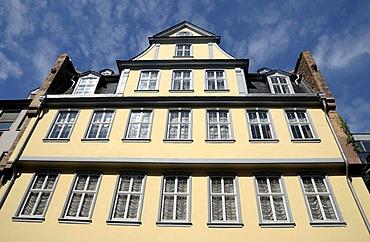 Goethe Museum, Goethe House, Frankfurt am Main, Hesse, Germany, Europe