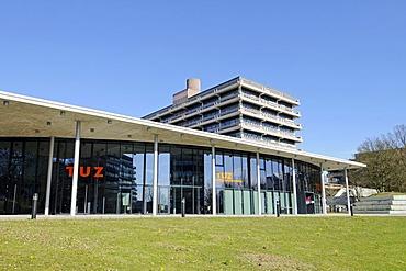 TUZ, tutoring center, Ruhr-Universitaet university, Bochum, Ruhrgebiet area, North Rhine-Westphalia, Germany, Europe