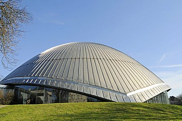Zeiss Planetarium, Bochum, Ruhrgebiet area, North Rhine-Westphalia, Germany, Europe