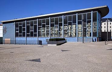 Traenenpalast, Palace of Tears, Friedrichstrasse, Berlin, Germany, Europe