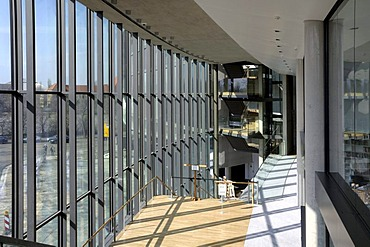 4. Extension, German National Library, Leipzig, Saxony, Germany, Europe
