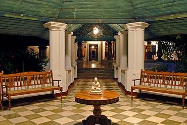 Kalari Kovilakom, the Palace for Ayurveda, owned by the Cgh-Earth Hotel Group, Kollengode, Vengunad, Kerala, India