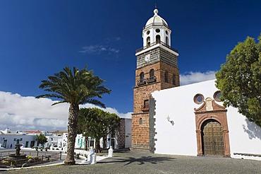 Nuestra Senora de Guadalupe Church, Teguise, Lanzarote, Canary Islands, Spain, Europe