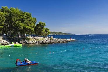 Coast of Krk, Krk island, Kvarner Gulf, Croatia, Europe