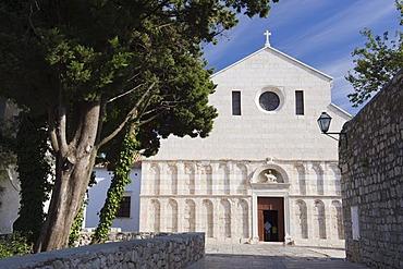 The Church of Saint Mary the Great, Rab, Rab island, Kvarner Gulf, Croatia, Europe