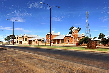 Government buildings, Cue, Western Australia, Australia