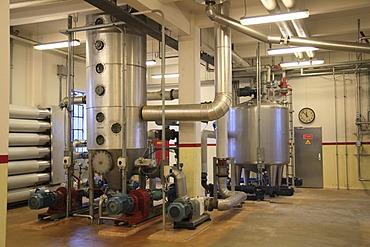 Aalborg Akvavit spirits factory, Aalborg, North Jutland, Denmark, Europe