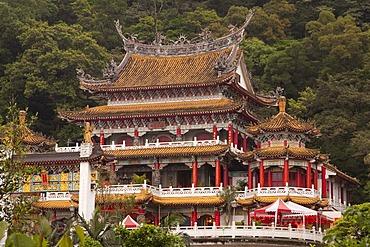 Zhinan Temple, Taiwan, China, Asia