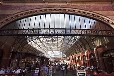 Windsor Royal Shopping Arcade, Windsor, Berkshire, England, United Kingdom, Europe