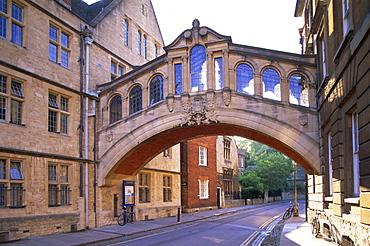 Hertford College, Oxford, Oxfordshire, England, United Kingdom, Europe