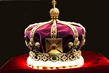 The Crown Jewels, Tower of London, London, England, United Kingdom, Europe