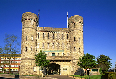 The Keep Military Museum of Devon and Dorset, Dorchester, Dorset, England, United Kingdom, Europe