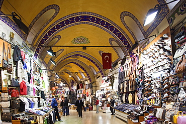 Grand Bazaar, Sultanahmet, Istanbul, Turkey, Europe