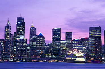 Circular Quay, Sydney, New South Wales, Australia, Pacific