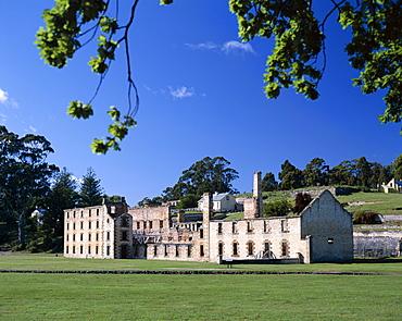 Port Arthur Historical Site, Penal Colony, The Penitentiary, Hobart, Tasmania, Australia, Pacific