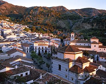 Grazalema, The White Villages (Pueblos Blancos), Andalusia, Spain, Europe