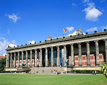 Pergamon Museum, Berlin, Germany, Europe