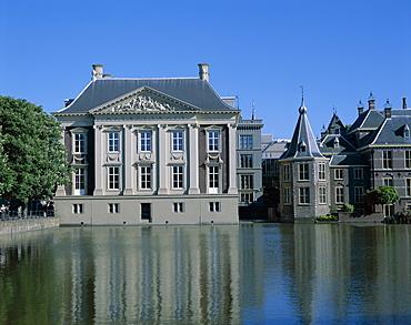 Mauritshuis House, Art Museum, Binnenhof, The Hague, Holland (Netherlands), Europe