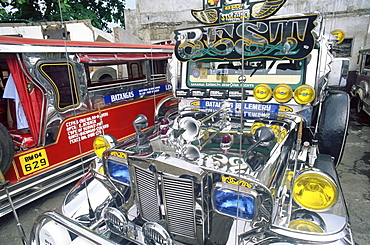 Jeepneys, Philippines, Southeast Asia, Asia