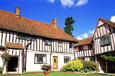 Southfields Building, former Master Weavers house, Dedham, Essex, England, United Kingdom, Europe