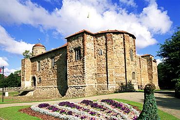 Colchester Castle, Colchester, Essex, England, United Kingdom, Europe