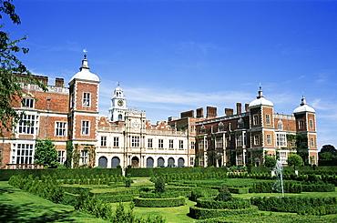 Hatfield House, Hertfordshire, England, United Kingdom, Europe