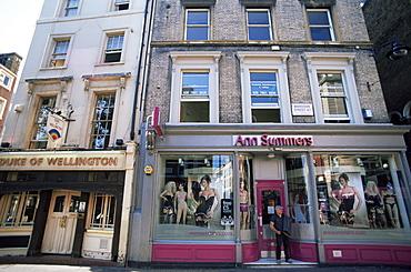 Wardour Street, Soho, London, England, United Kingdom, Europe