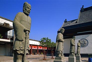 Che Kung Temple, Sha Tin, Kowloon, Hong Kong, China, Asia