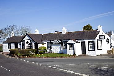 Old Blacksmith's Shop, Gretna Green, Dumfriesshire, Scotland, United Kingdom, Europe