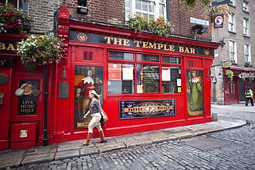 Temple Bar Pub, Dublin, Republic of Ireland, Europe