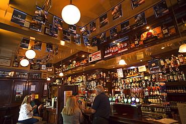 Interior of Temple Bar pub, Dublin, Republic of Ireland, Europe