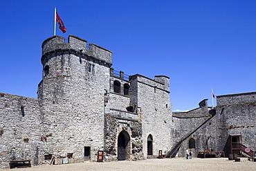 King John's Castle, Limerick, County Limerick, Munster, Republic of Ireland, Europe