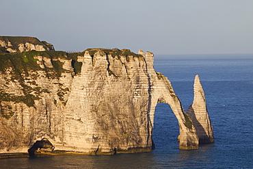 Etretat, Cote d'Albatre, Normandy, France, Europe