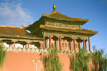 Palace Museum, Forbidden City, Ming and Qing Dynasty, UNESCO World Heritage Site, Beijing, China, Asia