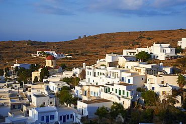 Pyrgos, village of artists, Tinos, Cyclades, Greek Islands, Greece, Europe