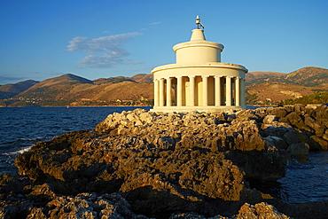 St. Theodoron Lighhouse, Argostoli, Cephalonia, Ionian Islands, Greek Islands, Greece, Europe