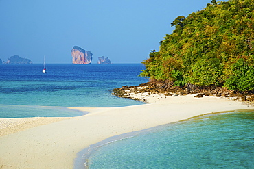 Ao Phra Nang Bay, Ko Tub Island, Krabi Province, Thailand, Southeast Asia, Asia