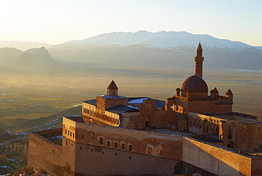 Ishak Pacha Palace (Ishak Pasa), Dogubayazit, Anatolia, Turkey, Eurasia