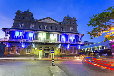 Architecture, Bridgetown, St. Michael, Barbados, West Indies, Caribbean, Central America