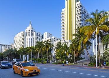 Lowes Hotel on Collins Avenue, South Beach, Miami Beach, Miami, Florida, United States of America, North America