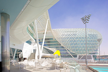 Viceroy Hotel, Yas Island, Abu Dhabi, United Arab Emirates, Middle East