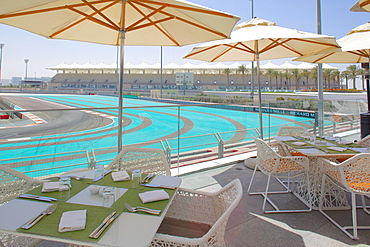 F1 Circuit, Yas Island, Abu Dhabi, United Arab Emirates, Middle East