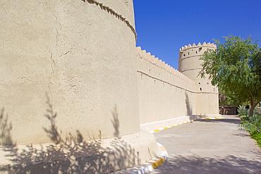 Sultan Bin Zayed Fort, now the Al-Ain Museum, Al Ain, Abu Dhabi, United Arab Emirates, Middle East