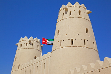 Al Jahili Fort, Al Jahili Park, Al Ain, Abu Dhabi, United Arab Emirates, Middle East