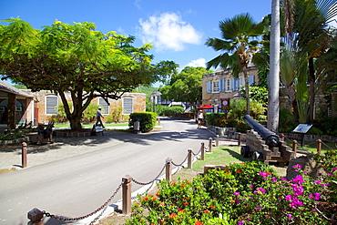 Nelson's Dockyard, Antigua, Leeward Islands, West Indies, Caribbean, Central America