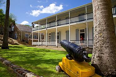 Bakery, Admiral's House and Dockyard Museum, Nelson's Dockyard, Antigua, Leeward Islands, West Indies, Caribbean, Central America