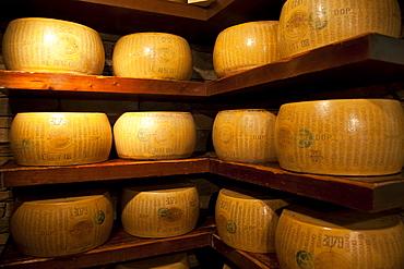Cheese, Parma, Emilia-Romagna, Italy, Europe