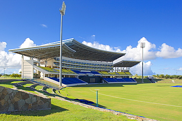Sir Vivian Richards Stadium, All Saints Road, St. Johns, Antigua, Leeward Islands, West Indies, Caribbean, Central America