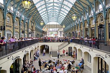 Covent Garden, London, England, United Kingdom, Europe